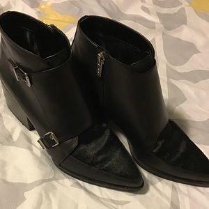 Sam Edelman circus boots blk sz 7.5